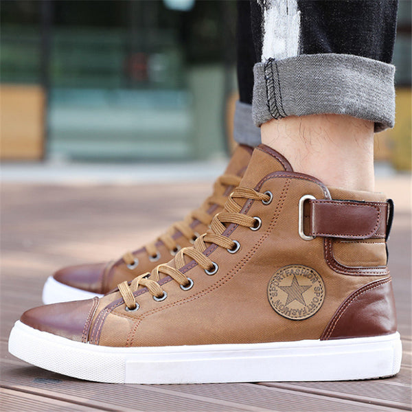 Fall winter spring men's casual shoes
