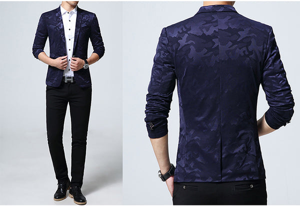 Fashion Men's Blazer