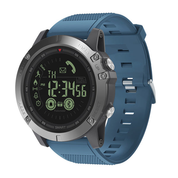 Smart Watch VIBE 3 GMT Two Places All-day Activity Record Sport 33 Month Long Standby Information Reminder