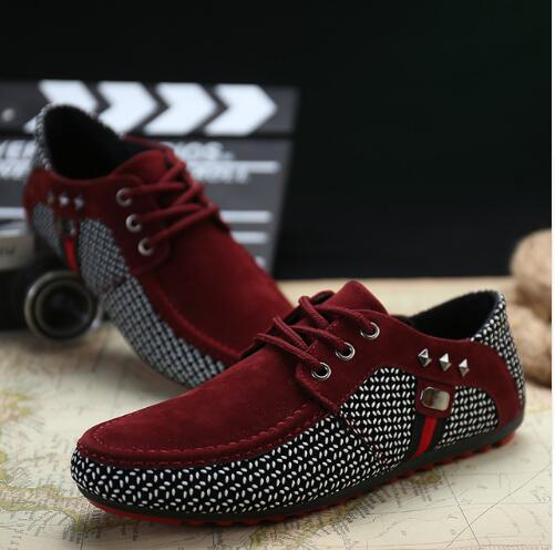 Boots Mens Spring Autumn Casual Breathable