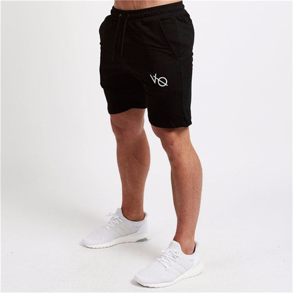 New Men Shorts Fitness Bodybuilding