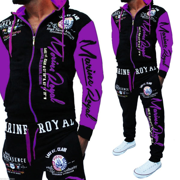 Men's Track Suit Hooded