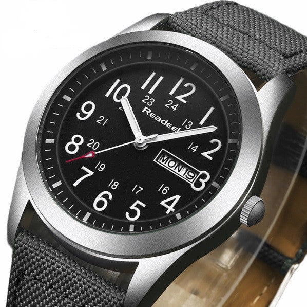 Quartz Men Watch
