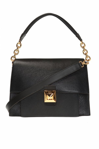 Furla Diva Shoulder Bag Black. #BWI8CAPV00