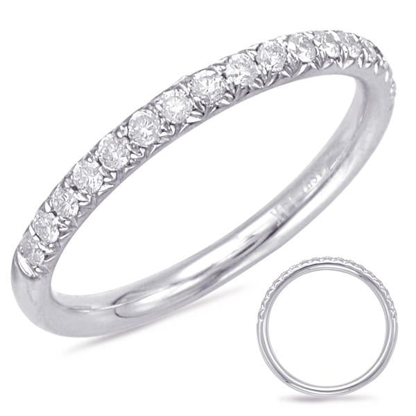 White Gold Matching Band  # 10131068