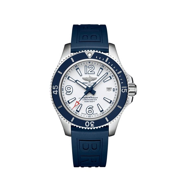 BREITLING SUPEROCEAN AUTOMATIC 42: REF #A17366D81A1S1