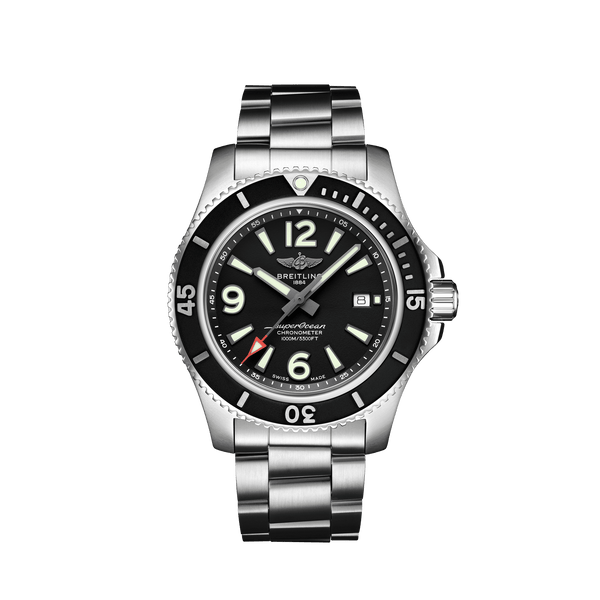 BREITLING SUPEROCEAN AUTOMATIC 44:REF #A17367D71B1A1