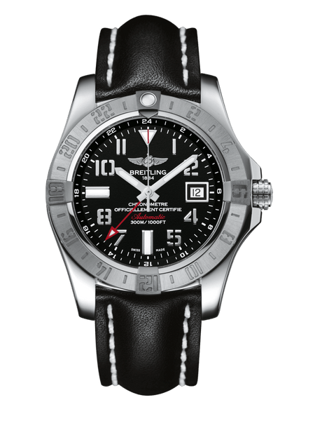 BREITLING AVENGER II GMT: REF#A3239011/BC34/435X/A20BA.1
