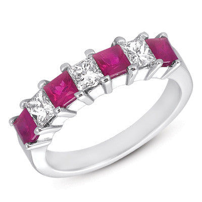 Ruby & Diamond Band