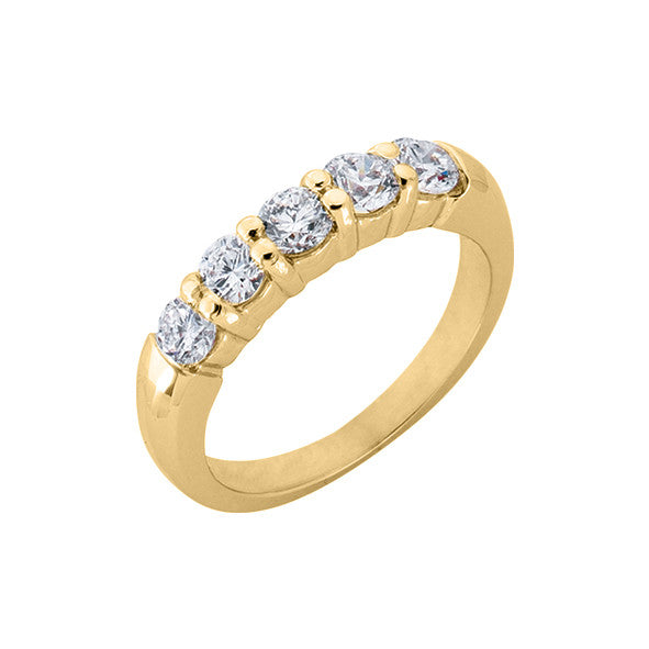 Diamond Ring  # D3292YG - Zhaveri Jewelers