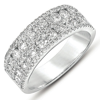 Platinum Fashion Ring