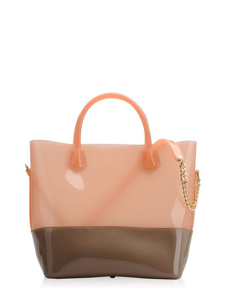KARTELL Grace K Shopper Nude. #07300/H3