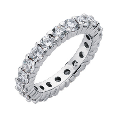 Platinum Shared Eternity Band