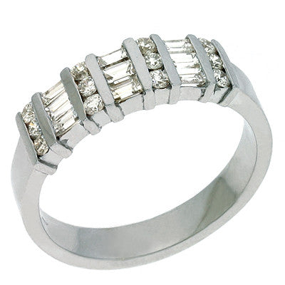 Diamond Ring White Gold