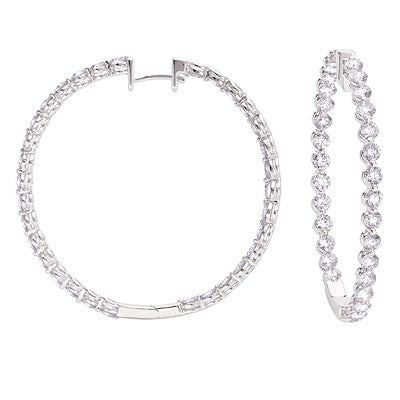 Hoop Earring 40mm