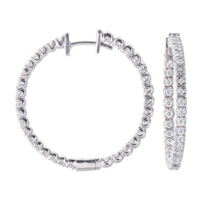 Hoop Earring 30mm