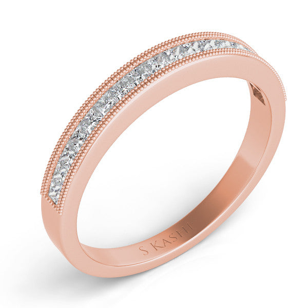 Rose Gold Matching Band