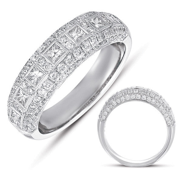 Matching Diamond Band