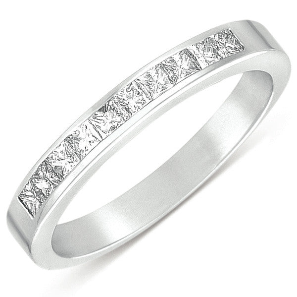 White Gold Princess Band