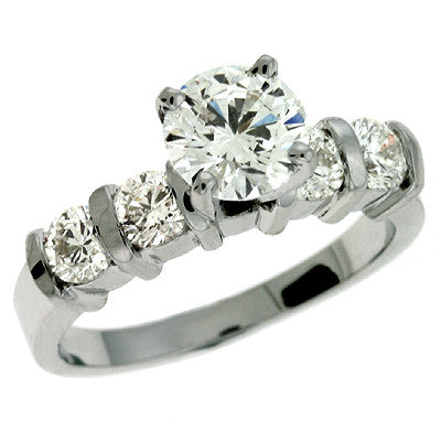 Engagement Ring Bar Set