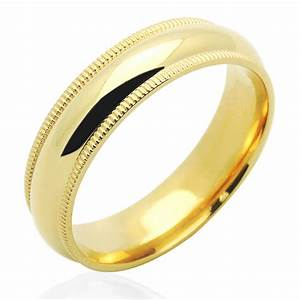 Men's 14K Yellow Gold Band # 10130434