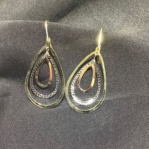 GOLD EARRINGS #15