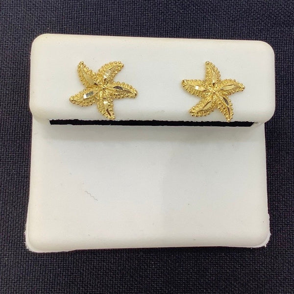 STAR-FISH EARRINGS