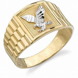 Men's 14K Two-Tone Ring # 10135452