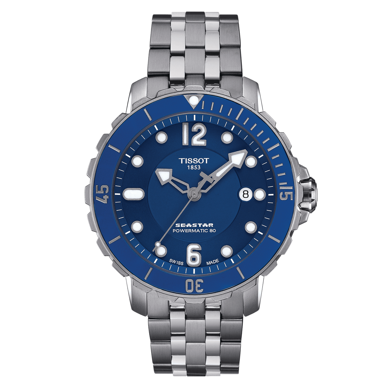 TISSOT SEASTAR 1000 POWERMATIC 80-T066.407.11.047.02