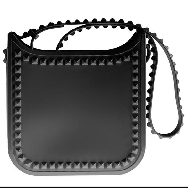 CARMEN SOL Tony Mid Crossbody Black. # CSHBMC001