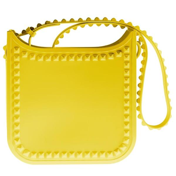 CARMEN SOL Tony Mid Crossbody Yellow. # CSHBMC004