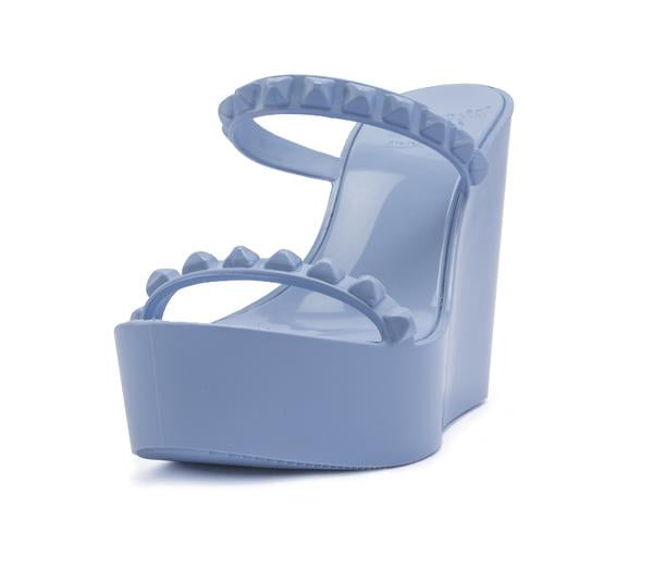 CARMEN SOL Tonino Wedge Baby Blue.