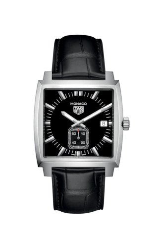 TAG HEUER MONACO QUARTZ WATCH: REF: WAW131A.FC6177