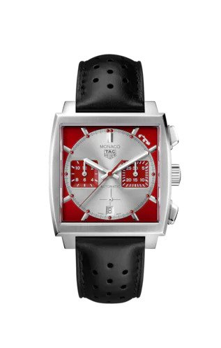 TAG HEUER X GRAND PRIX DE MONACO HISTORIQUE AUTOMATIC CHRONOGRAH: LIMITED EDITION :REF: CBL2114.FC6486