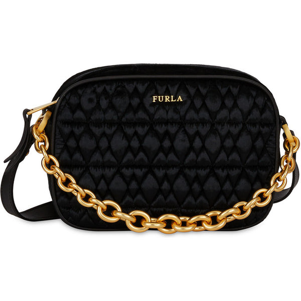 FURLA Cometa Mini Crossbody Bag Black. #BUL9N17OOZ