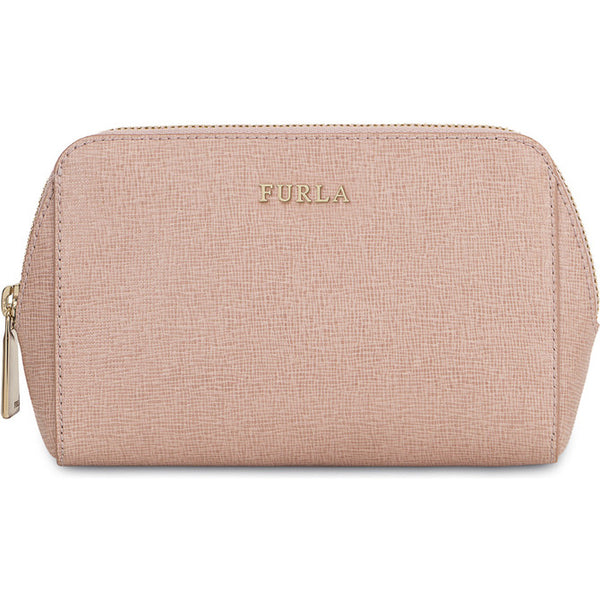 FURLA Electra Cosmetic Case Pink. #ER43B3000Z