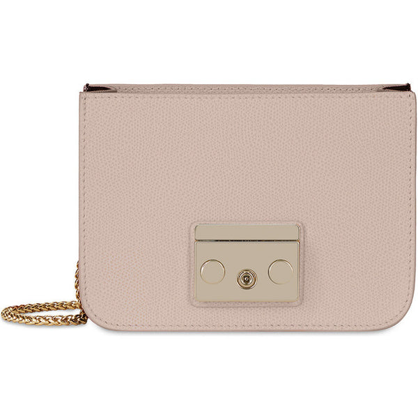 Furla Metropolis Mini Crossbody Bag Nude. #K065AREV18
