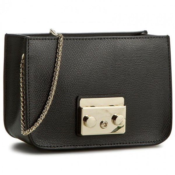 Furla Metropolis Crossbody Bag Black. #K065AREV18