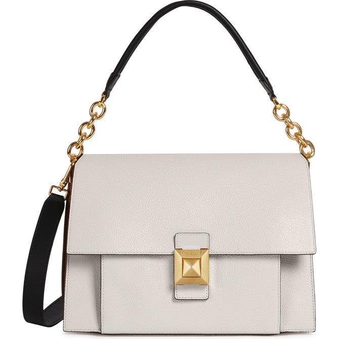 Furla Diva Mini Shoulder Bag White. #BWN8CAP00Z