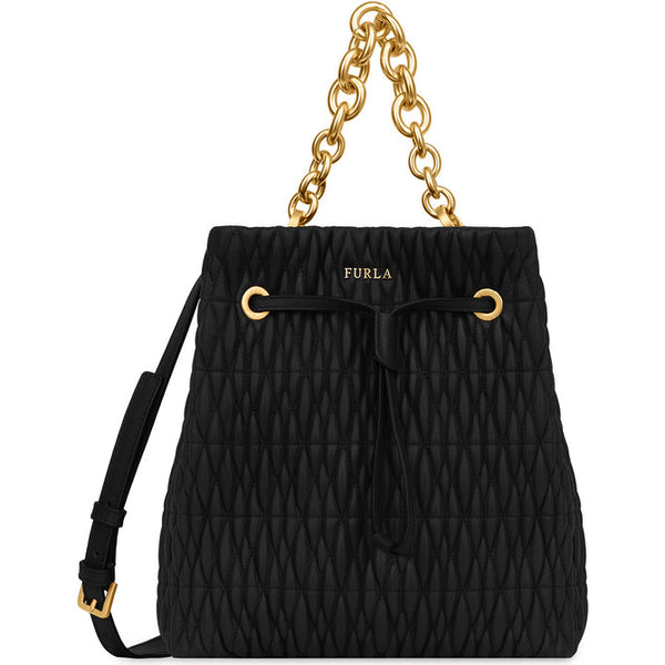 FURLA Stacy Cometa Black. #BUI42Q000Z