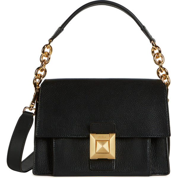 Furla Diva Mini Shoulder Bag Black. #BWN8CAP00Z