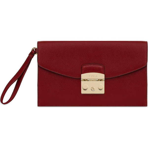 FURLA Metropolis Envelope Red. #EQ34ARE000Z