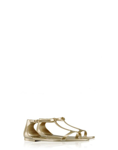 Kartell So K Sandal Gold.