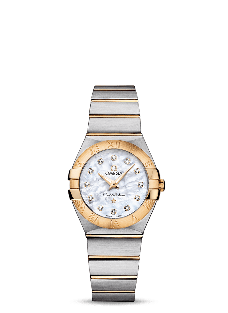 Ladies Constellation Quartz 27mm/Model: 123.20.27.60.55.002