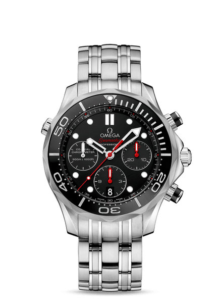Seamaster Diver 300m Co-Axial/Model: 212.30.42.50.01.001