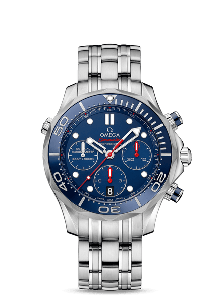 Seamaster Diver 300m Co-Axial/Model: 212.30.42.50.03.001