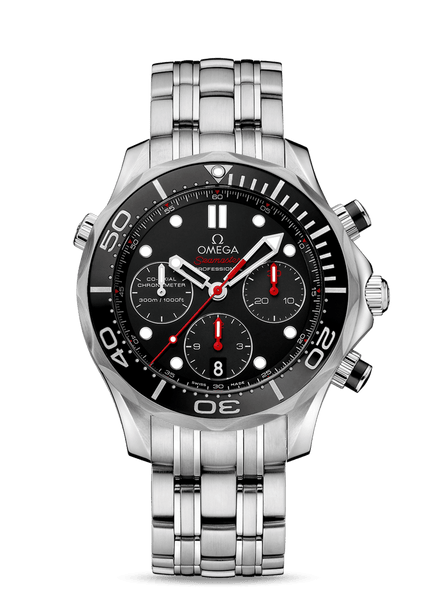 Seamaster Diver 300m Co-Axial/Model: 212.30.44.50.01.001