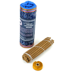 Tibetan Incense - Chamomile - Global Groove (I)