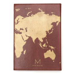 Globetrotter Leather Journal - Brown - Matr Boomie (J)