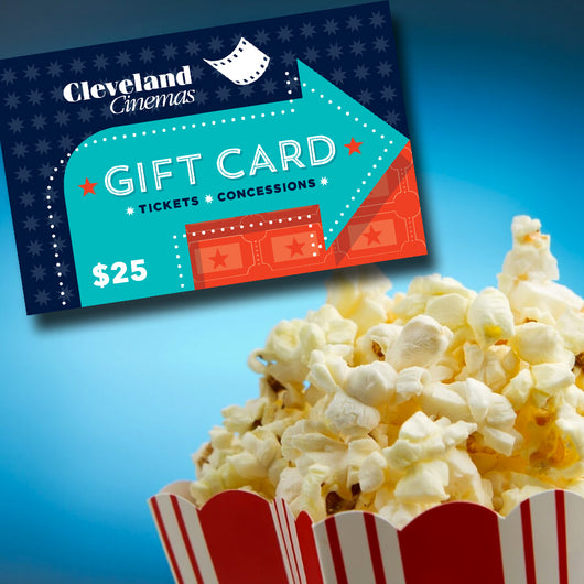 Gift Card: Popcorn with Purchase